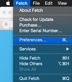 How do I show hidden files on my FTP client? – DreamHost