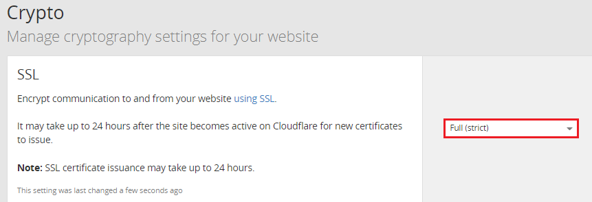 Using Cloudflare With An Ssl Certificate And Wordpress Dreamhost