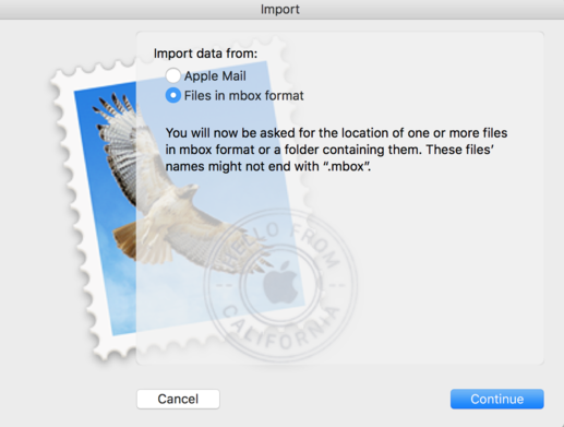 Importing email using Mac Mail – DreamHost