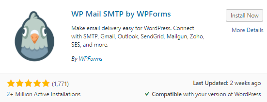 Configuring the 'WP Mail SMTP' plugin – DreamHost