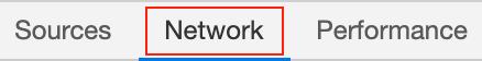 Apple Network Tab
