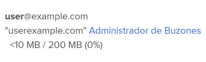 paid email usage