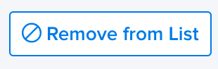 Remove from list button