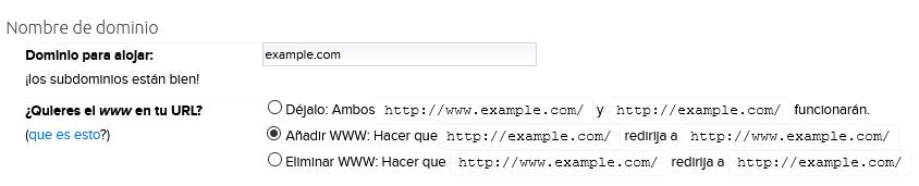 add remove www